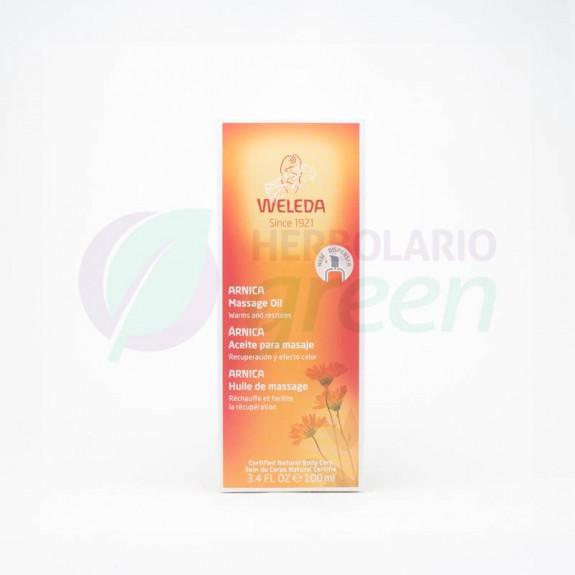 Aceite de Arnica 100ml Weleda