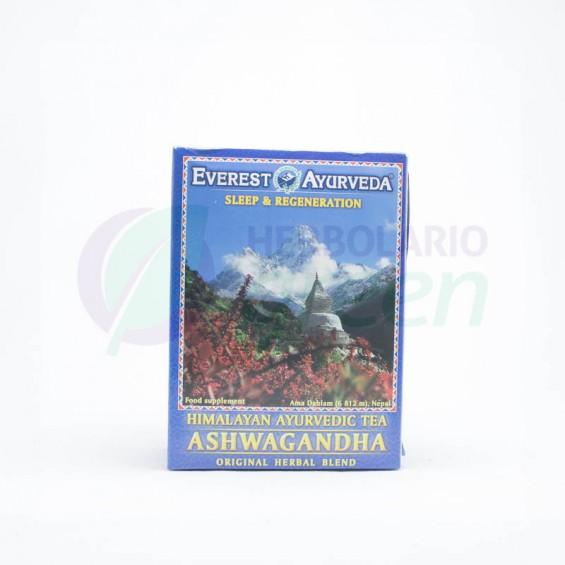 Infusiones Ashwagandha 100 gr (50 porciones) Everest Ayurveda