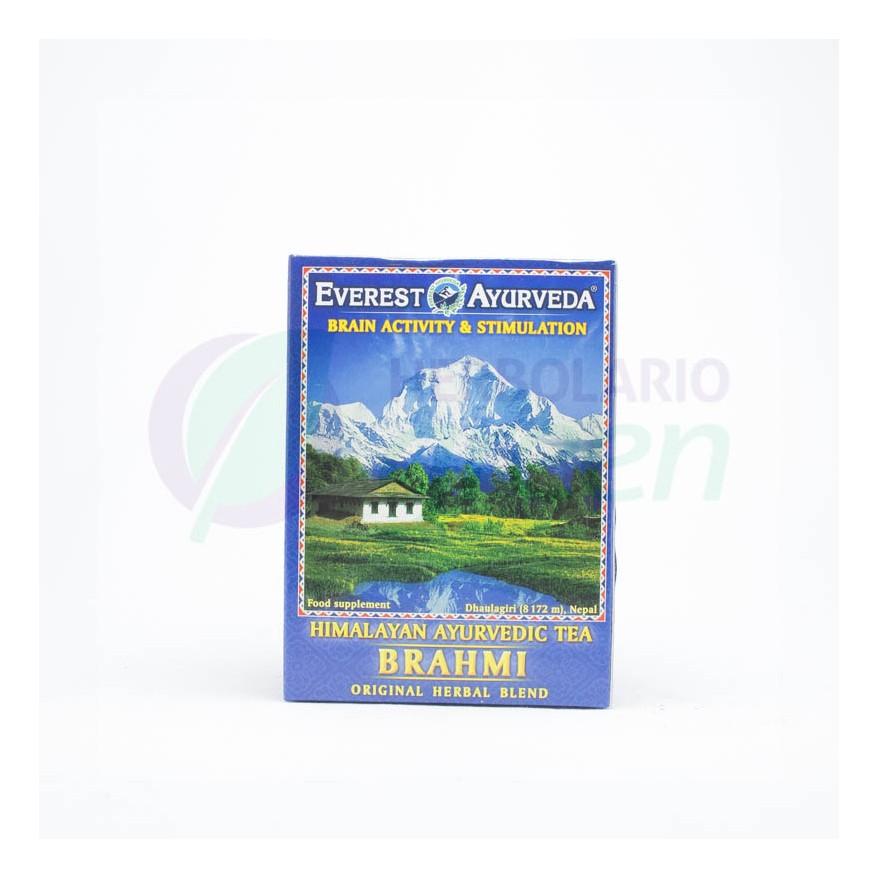 Infusiones Brahmi 100 gr (50 porciones) Everest Ayurveda
