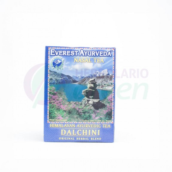 Infusiones Dalchini 100 gr (50 porciones) Everest Ayurveda