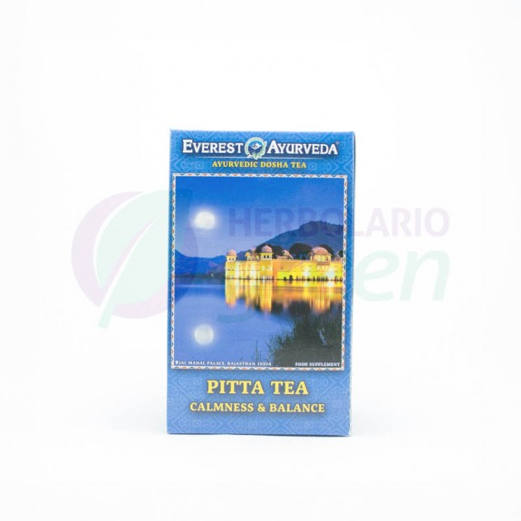Infusiones Dosha Pitta 100 gr (50 porciones) Everest Ayurveda