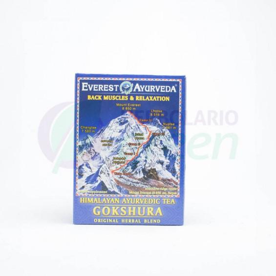 Infusiones Gokshura 100 gr (50 porciones) Everest Ayurveda