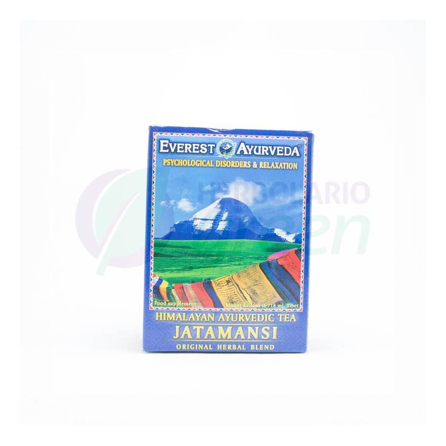 Infusiones Jatamansi 100 gr (50 porciones) Everest Ayurveda
