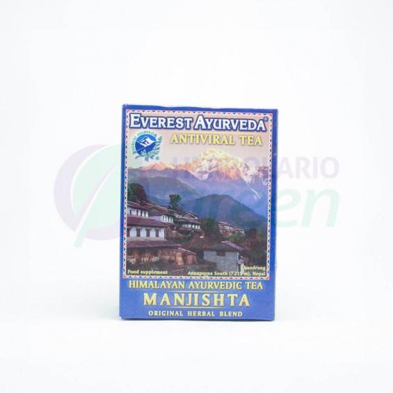 Infusiones Manjishta 100 gr (50 porciones) Everest Ayurveda