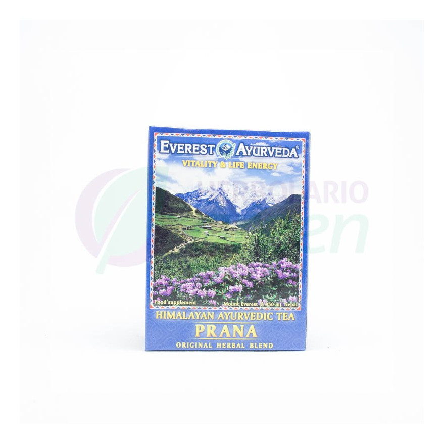 Infusiones Prana 100 gr (50 porciones) Everest Ayurveda