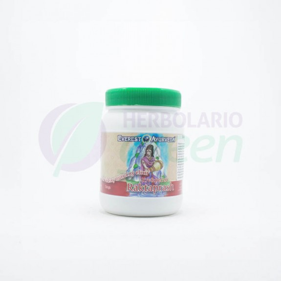 Elixires Nutritivos Raktaprash 200 gr. Everest Ayurveda