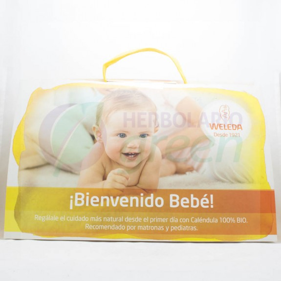 Set para Bebe de Calendula Weleda