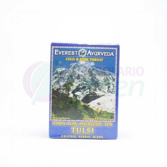 Infusiones Tulsi 100 gr (50 porciones) Everest Ayurveda