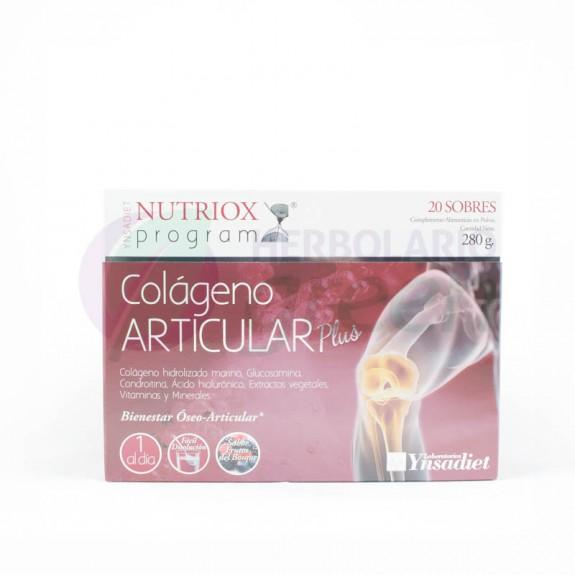 Colageno Articular Plus 20 sobres Nutriox
