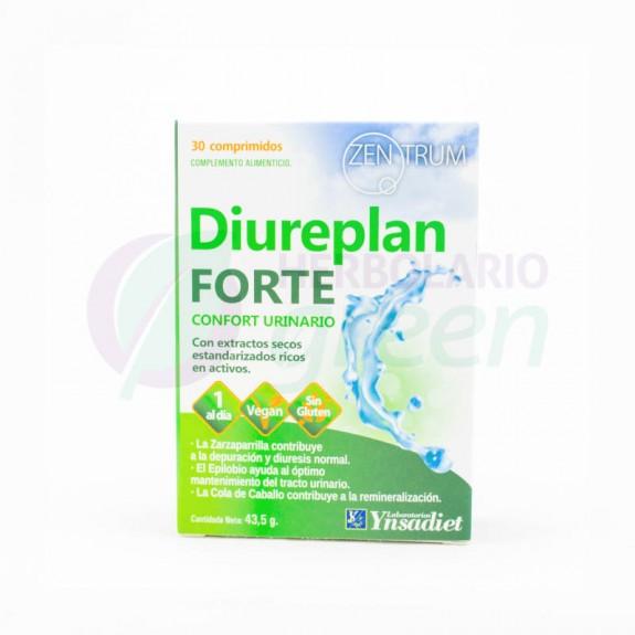 Diureplan Forte 30 comprimidos Zentrum