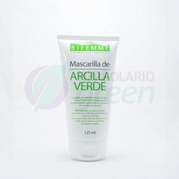 Arcilla verde 125ml Ynsadiet
