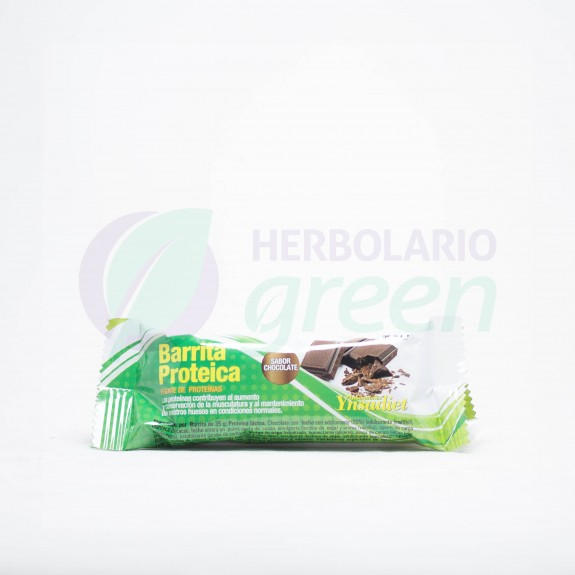 Barrita proteica chocolate 35gr KL Protein
