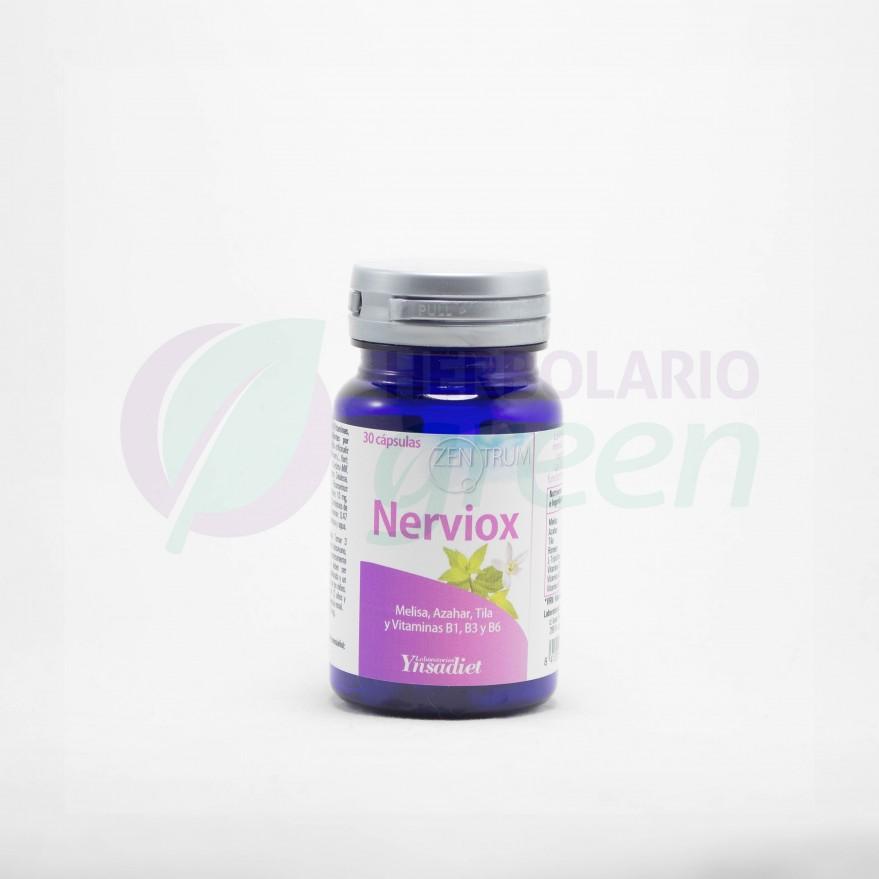 Nerviox 30 capsulas Zentrum
