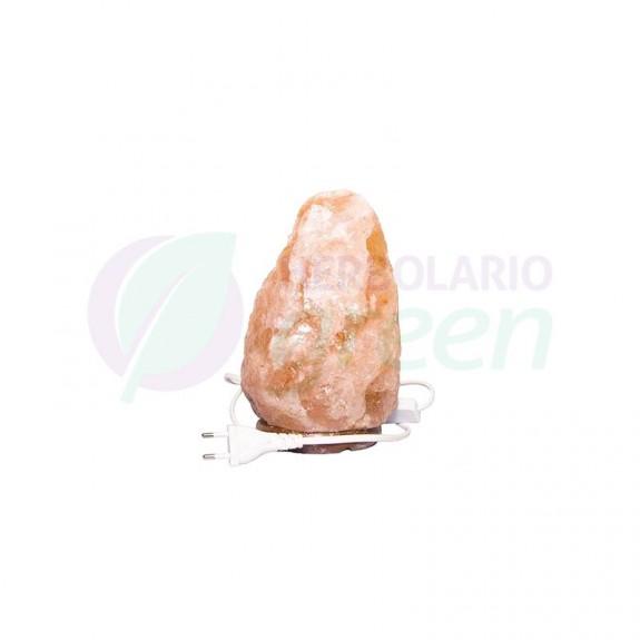 Lampara sal Himalaya enchufe pequeña 2-3 kg