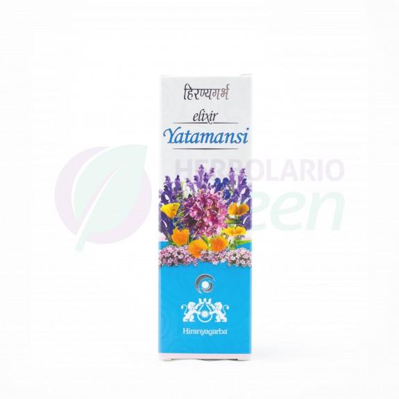 Elixir Yatamansi 30ml Hiranyagarba
