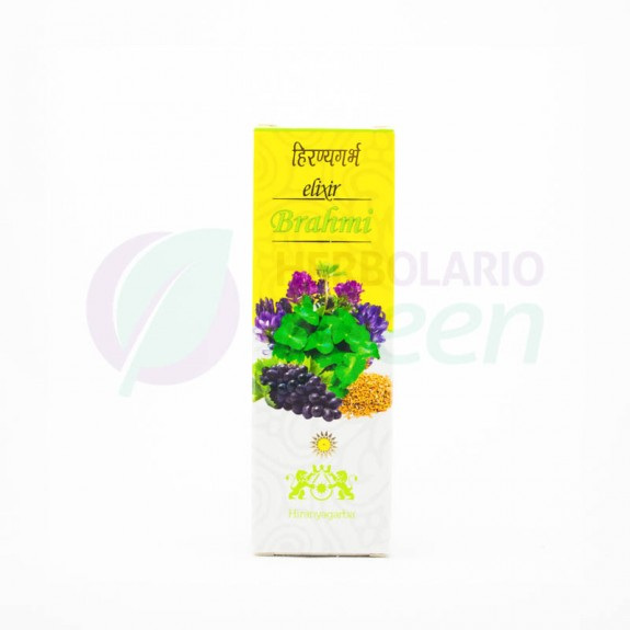 Elixir Brahmi 30ml Hiranyagarba