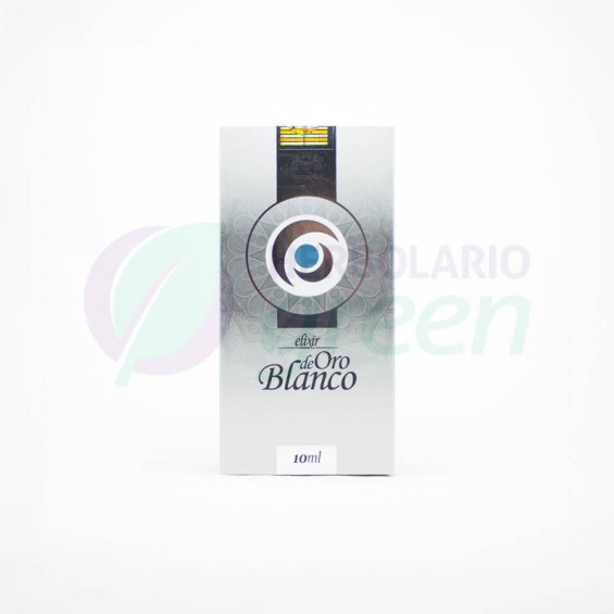 Elixir de Oro Blanco 30 ml Hiranyagarba
