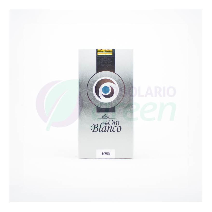 Elixir de Oro Blanco 10 ml Hiranyagarba
