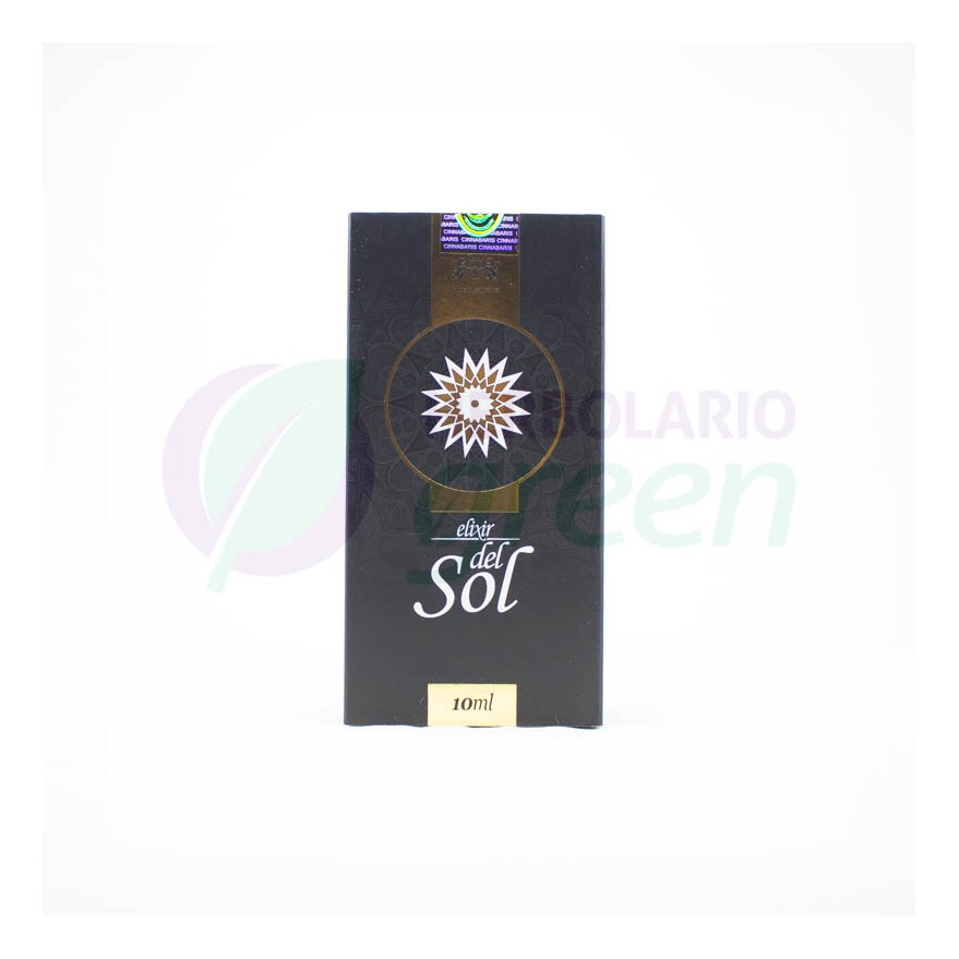 Elixir del Sol 30 ml Hiranyagarba