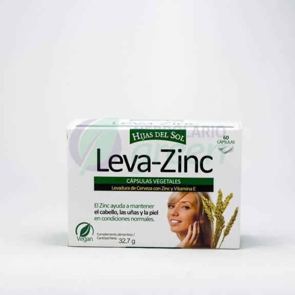 Levacinc 60 capsulas