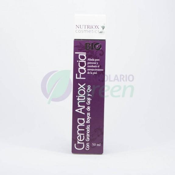 Crema Antiox facial Bio Granada 50ml Nutriox