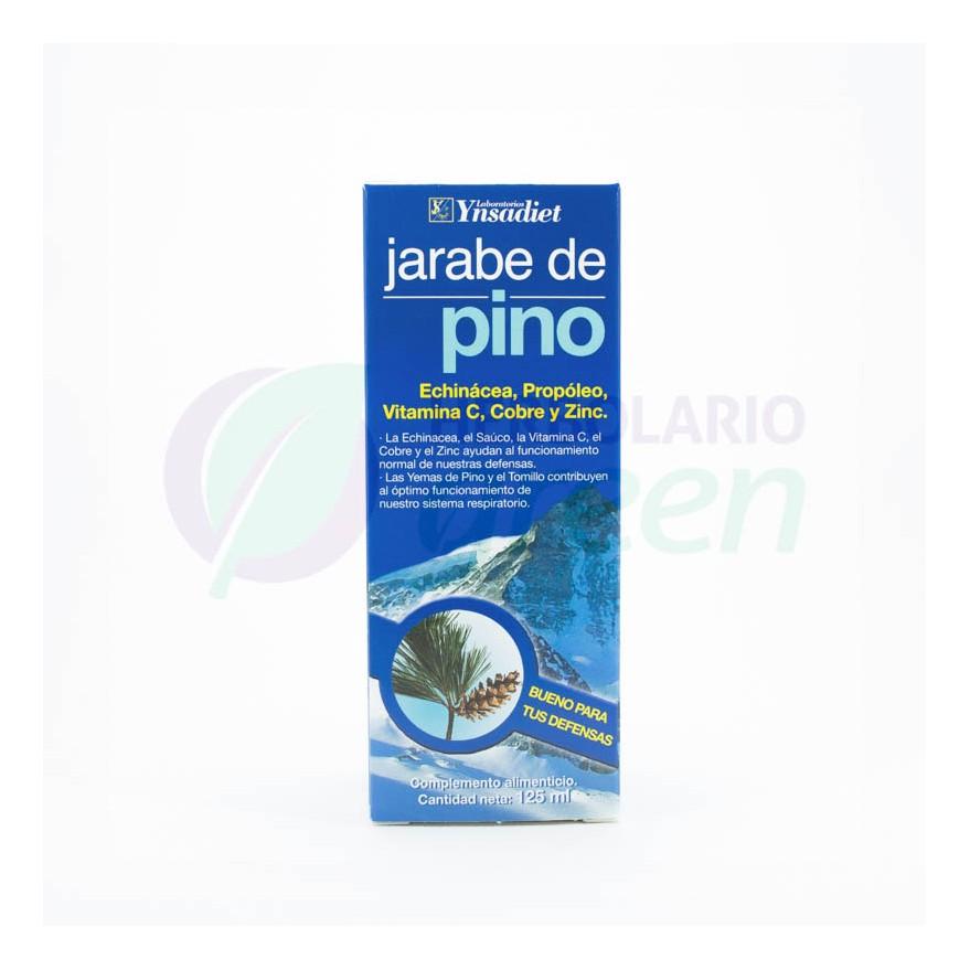 Jarabe Pino 125ml Ynsadiet