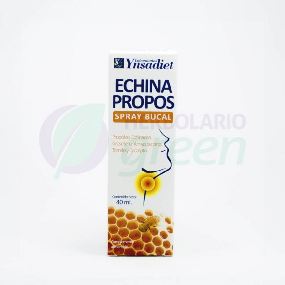 Echina Propos Spray 40ml Ynsadiet