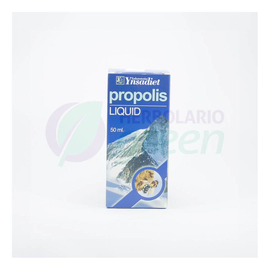 Propolis Liquido 50ml Ynsadiet