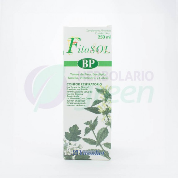 Jarabe BP 250ml Fitosol