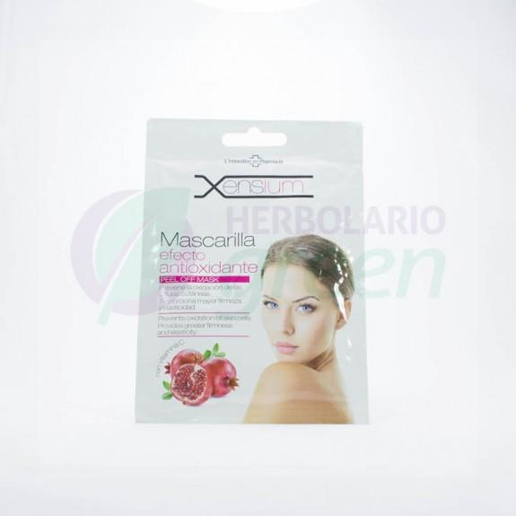 Mascarilla Antioxidante granada 10ml Xensium