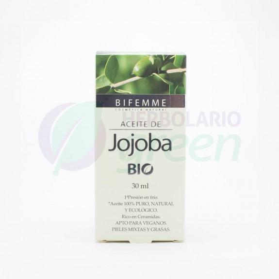 Aceite de Jojoba BIO 30ml Bifemme
