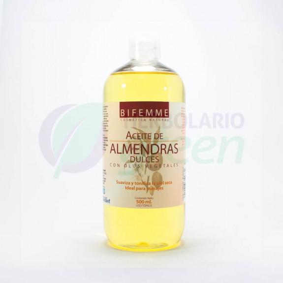 Aceite de Almendras 500ml Bifemme