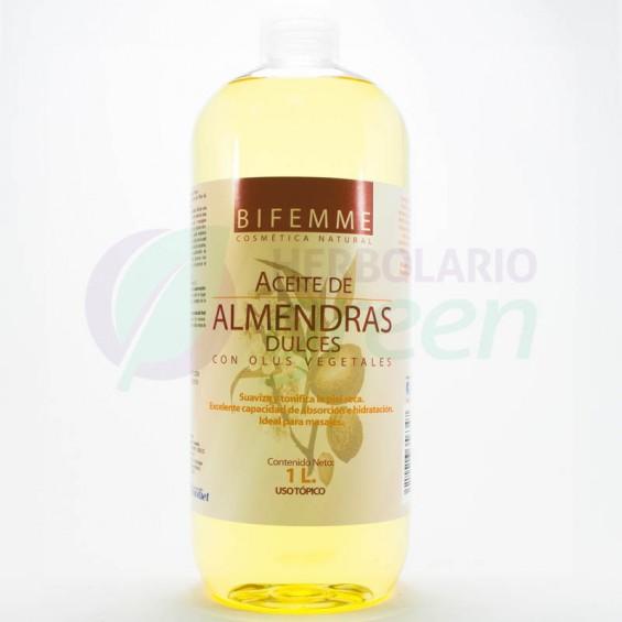 Aceite de Almendras 1 litro Bifemme