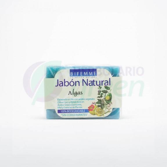 Jabón Natural Algas 100gr Ynsadiet