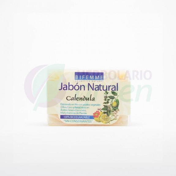 Jabón Natural Caléndula100gr Ynsadiet