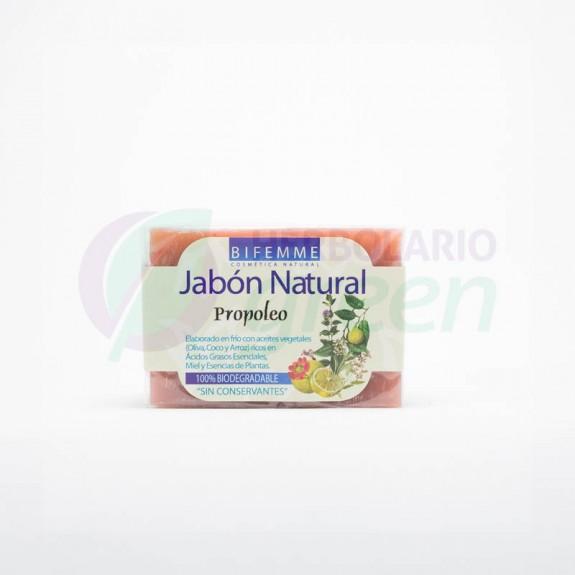Jabón Natural Propóleo 100gr Ynsadiet
