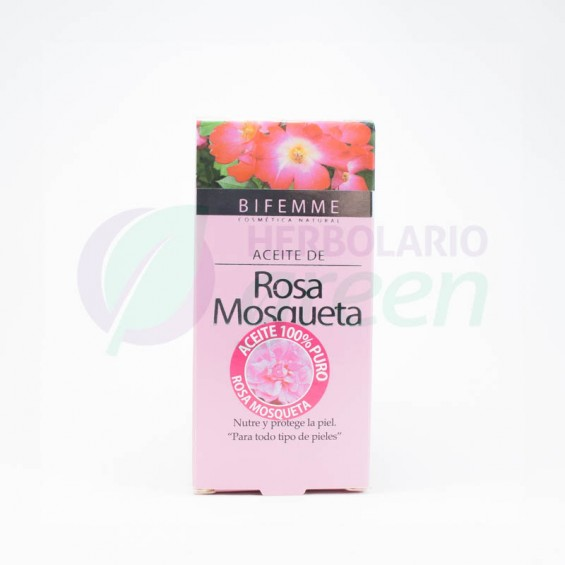 Aceite de Rosa Mosqueta 30ml Bifemme