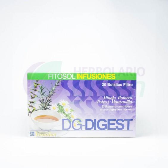 Dg Digest 20 filtros Fitosol