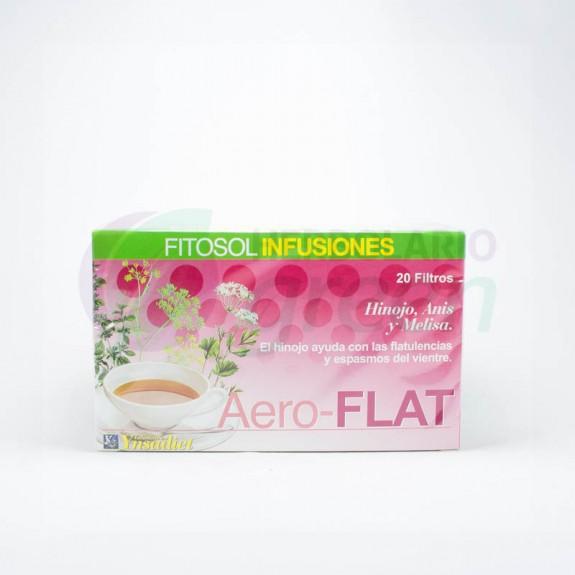 Aero-Flat 20 filtros Fitosol