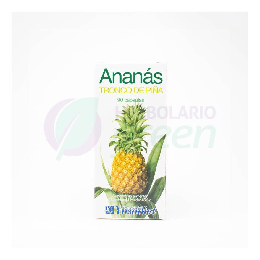 Ananas 90 capsulas Ynsadiet