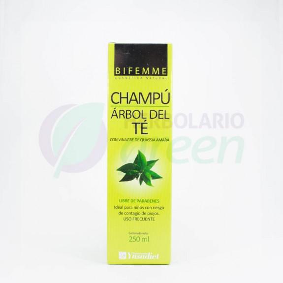 Champú Arbol de Té 250ml Bifemme