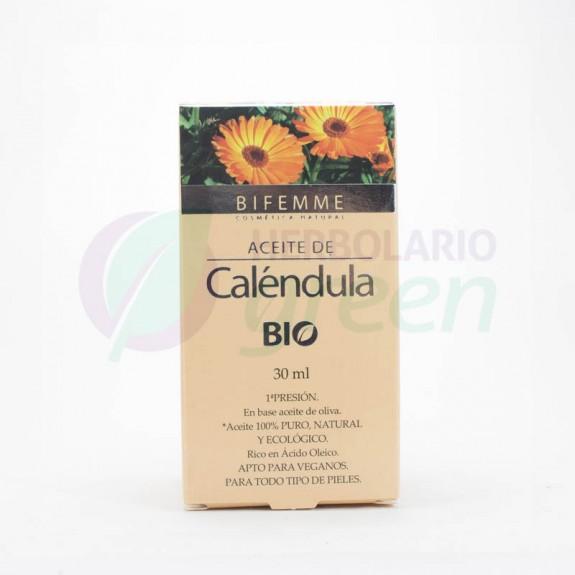 Aceite de Caléndula BIO 30ml Bifemme