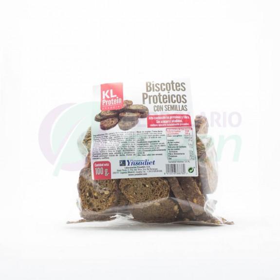 Pan biscotes 100gr KL Protein