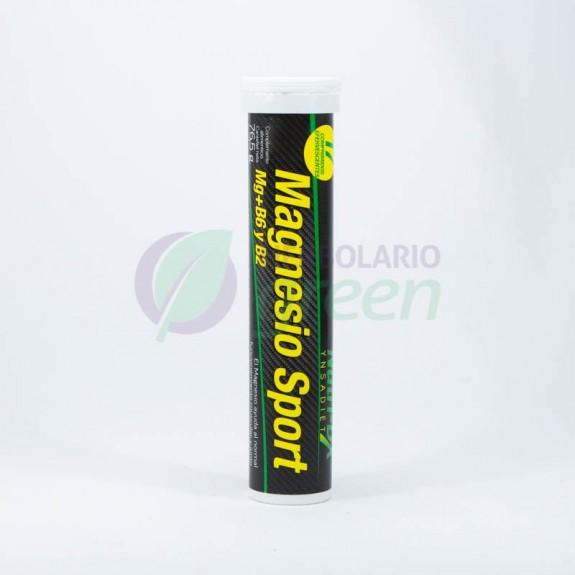 Magnesio sport efervescent 17 tabletas NutriDx