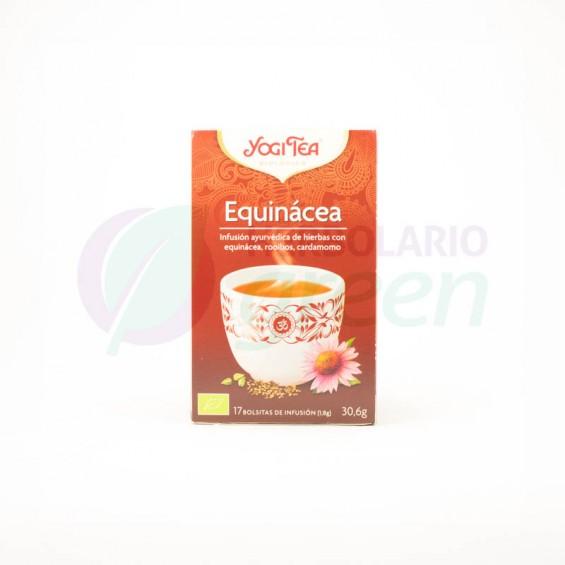 Infusion Equinacea 17 filtros Yogi Tea
