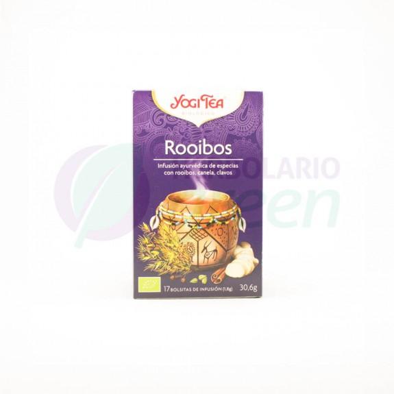 Infusion Rooibos 17 filtros Yogi Tea