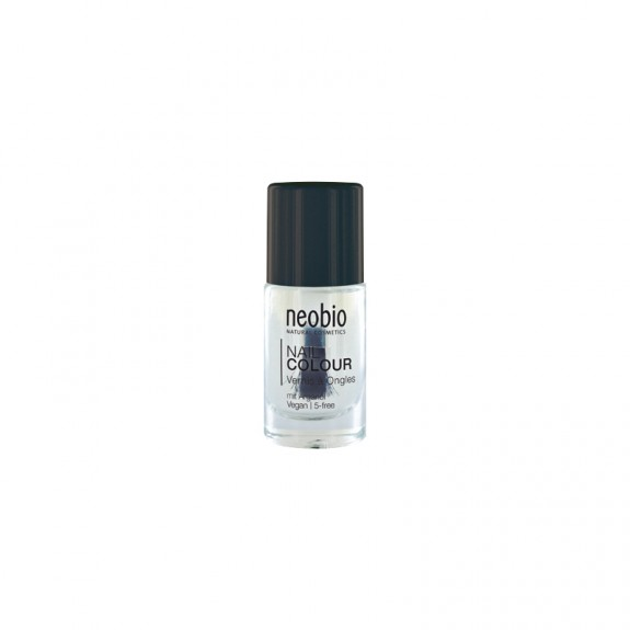 Esmalte de uñas Magic Shine & topcoat con brillo 8ml. Nº1 Neobio