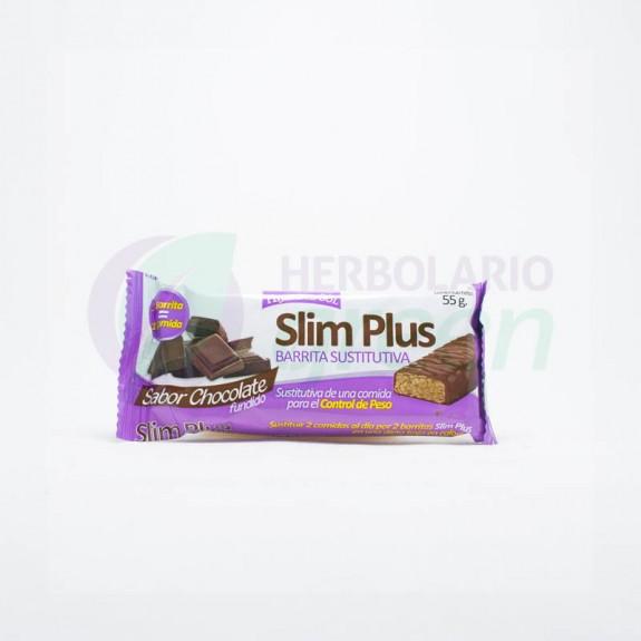 Barrita Slim Plus Chocolate fundido 55gr Ynsadiet