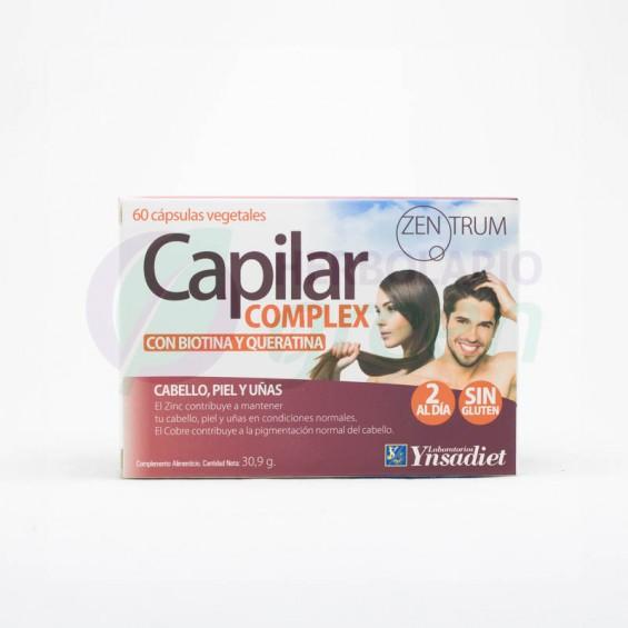 Capilar Complex 60 capsulas Zentrum
