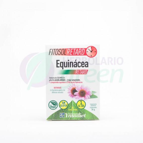 Equinacea 30 comprimidos Fitosol Retard